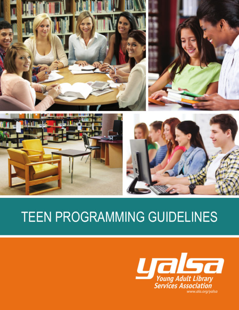 Young Adults Programs