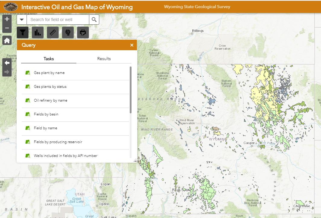 Today is National GIS Day | Wyoming State Library