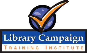 Library Campaign Training Institute logo